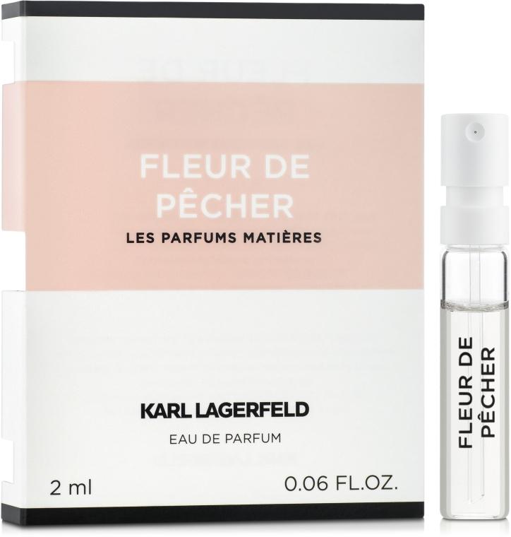 Karl Lagerfeld Fleur De Pecher - Парфюмированная вода (пробник)