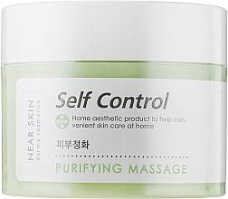 Духи, Парфюмерия, косметика Очищающий массажный крем для лица - Missha Near Skin Self Control Purifying Massage