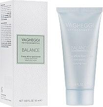 Духи, Парфюмерия, косметика Матирующий крем для лица - Vagheggi Balance Matifying Cream