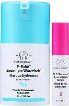 Духи, Парфюмерия, косметика Ночная маска для лица - Drunk Elephant F-Balm Electrolyte Waterfacial