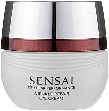 Духи, Парфюмерия, косметика Крем для области вокруг глаз - Sensai Cellular Performance Wrinkle Repair