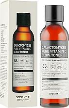 Духи, Парфюмерия, косметика Тонер с витамином С и галактомисисом - Some By Mi Galactomyces Pure Vitamin C Glow Toner