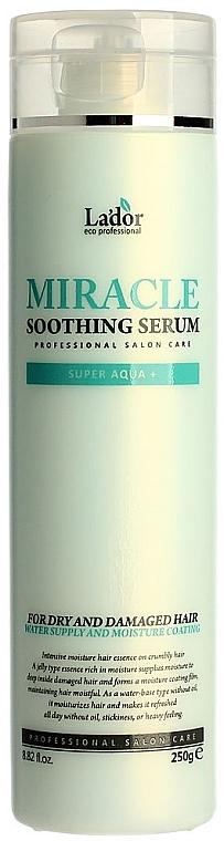 Увлажняющая сыворотка для волос с термозащитой - La'dor Miracle Soothing Serum