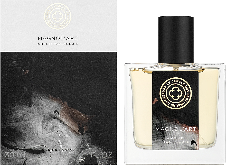 Le Cercle des Parfumeurs Createurs Magnol'Art - Парфумована вода — фото N2