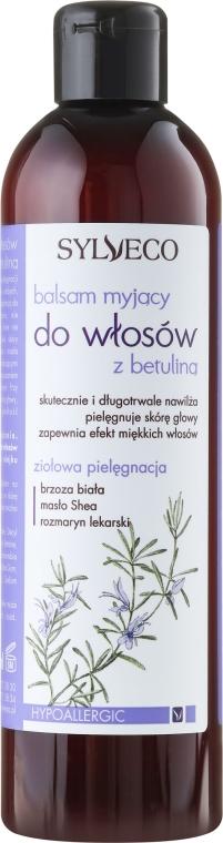Кондиционирующий шампунь для волос с бетулином - Sylveco Conditioning Shampoo with Betulin