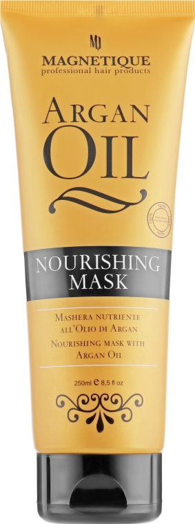 Маска для волос с аргановым маслом - Magnetique Argan Oil Nourishing Mask