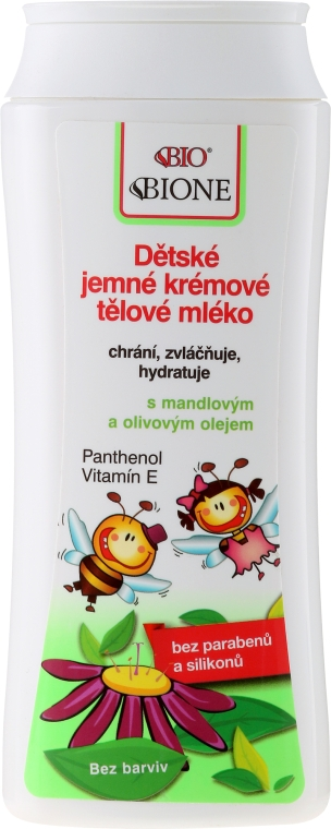 Детский лосьон для тела - Bione Cosmetics Kids Range Extra Gentle Creamy Body Lotion