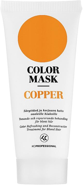 Мини тонирующая маска для волос - KC Professional Color Travel Mask