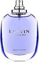 Духи, Парфюмерия, косметика Lanvin L'Homme Lanvin - Туалетная вода (тестер без крышечки)