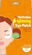 Духи, Парфюмерия, косметика Осветляющие патчи под глаза - Cettua Halfmoon Brightening Eye Patch