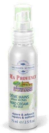 Крем для рук для сухой кожи - Ma Provence Hand Cream Dry Skin