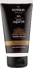 Духи, Парфюмерия, косметика Крем для рук - Olivolio Argan Oil Hand Cream