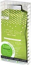 "Духи, Парфюмерия, косметика Набор для педикюра ""Зелёный чай"" - Voesh Pedi In A Box Deluxe Pedicure Green Tea"