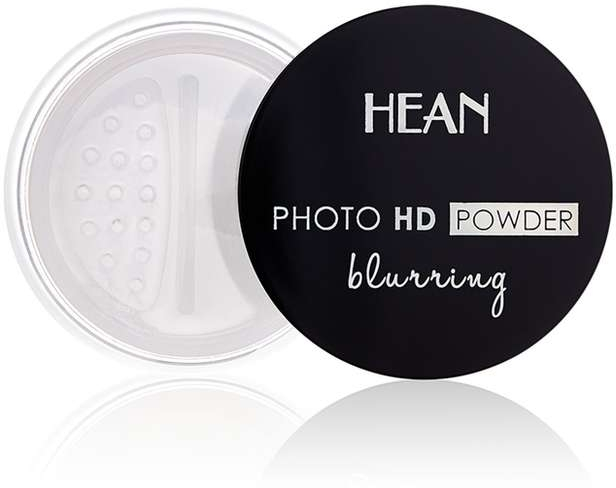 Пудра для лица прозрачная - Hean Photo HD Powder Blurring