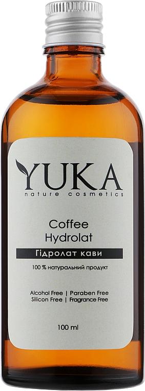 Гидролат кофе - Yuka Hydrolat Coffee
