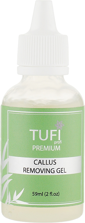 Ремувер для педикюра - Tufi Profi Callus Removing Gel