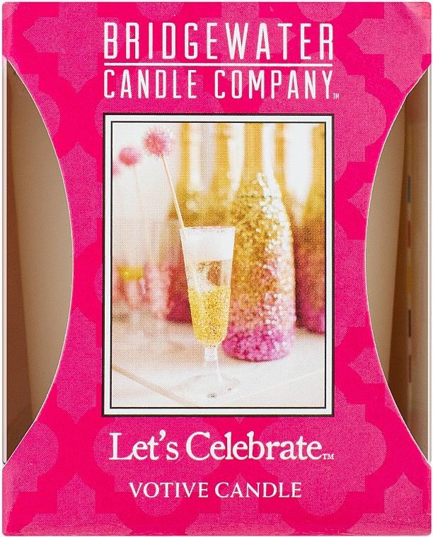 Bridgewater Candle Company Let's Celebrate - Ароматическая свеча