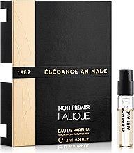 Духи, Парфюмерия, косметика Lalique Elegance Animale - Парфюмированная вода (пробник)