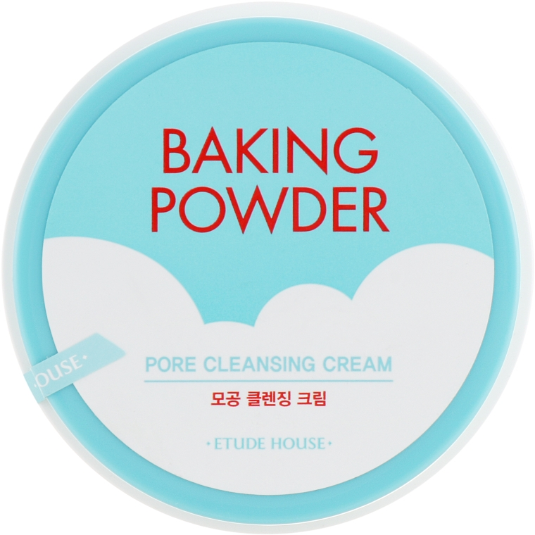 Крем для очищения лица c содой - Etude House Baking Powder Pore Cleansing Cream
