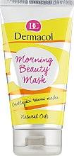 Духи, Парфюмерия, косметика Маска для лица для ухода и очищения «Утренняя» - Dermacol Face Care Morning Beauty Mask