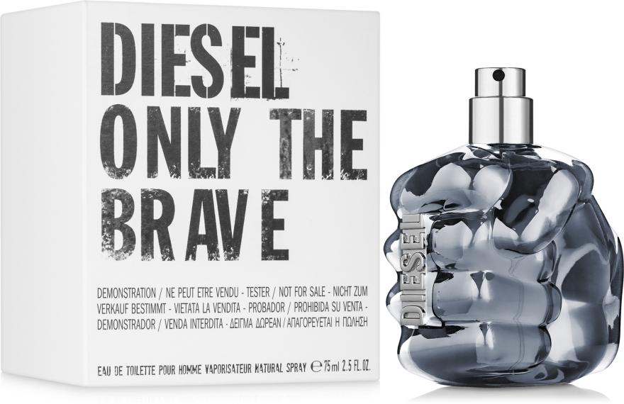 Diesel Only The Brave - Туалетная вода (тестер без крышечки) — фото N2