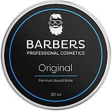 Духи, Парфюмерия, косметика Бальзам для бороды - Barbers Original Premium Beard Balm
