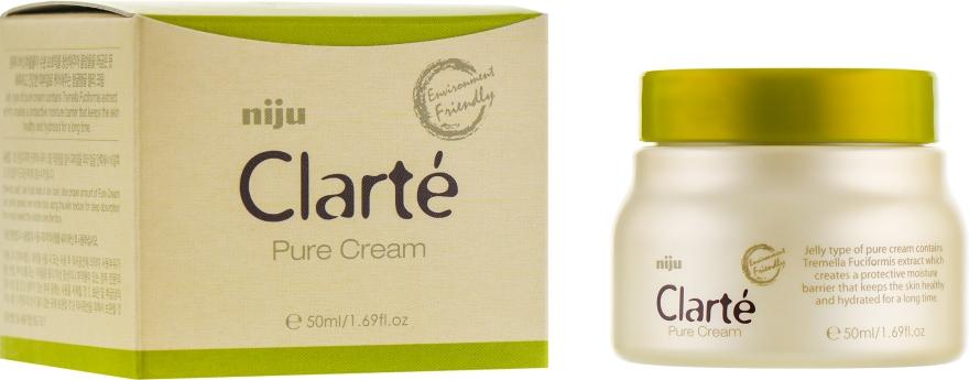 """Крем-желе для лица """"Омолаживание и увлажнение"""" - Konad Niju Clarte Pure Cream"""