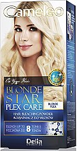 Осветлитель для волос до 8 тонов - Delia Cosmetics Cameleo Blonde Star Plex Care — фото N1