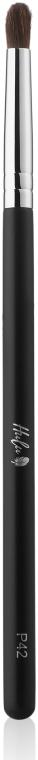 Пензлик для нанесення тіней Р42 - Hulu — фото N1