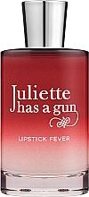 Духи, Парфюмерия, косметика Juliette Has A Gun Lipstick Fever - Парфюмированная вода