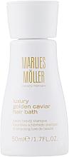 Духи, Парфюмерия, косметика Шампунь с экстрактом черной икры - Marlies Moller Luxury Golden Caviar Hair Bath (тестер)