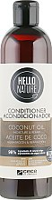 """Духи, Парфюмерия, косметика Кондиционер для волос """"Кокосовое масло"""" - Cece of Sweden Hello Nature Coconut Oil Conditioner"""