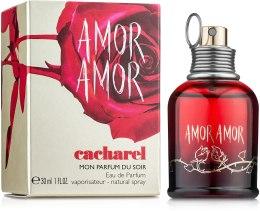 Духи, Парфюмерия, косметика Cacharel Amor Amor Mon Parfum Du Soir - Парфюмированная вода