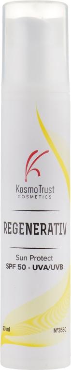 Омолаживающий крем SPF 50 - KosmoTrust Cosmetics Regenerativ