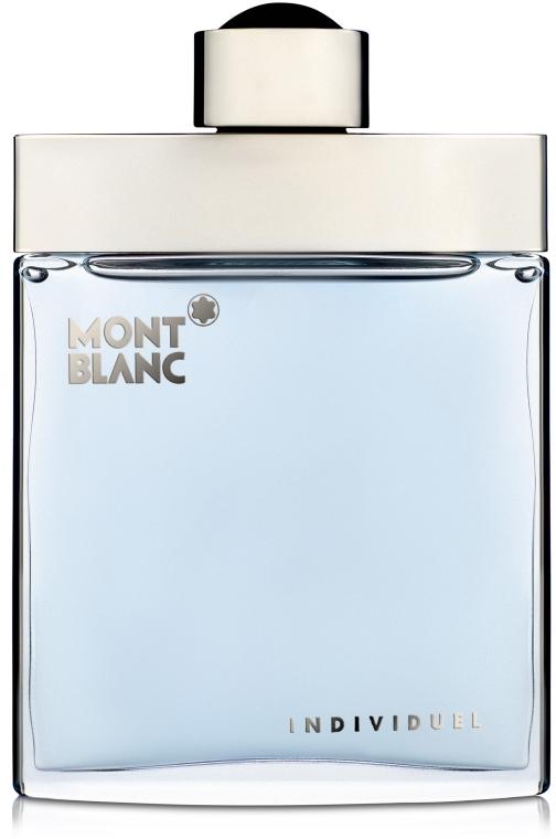 Montblanc Individuel Homme - Туалетная вода (тестер без крышечки)
