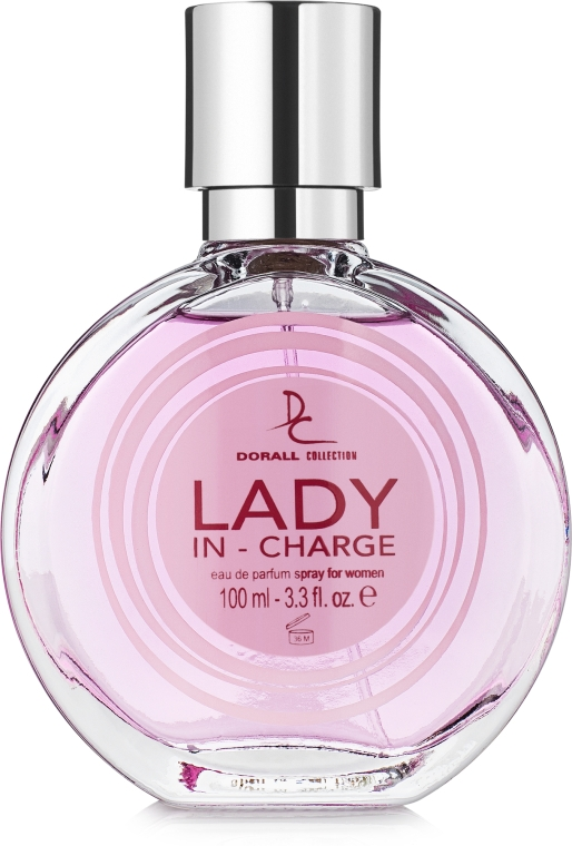 Dorall Collection Lady In-Charge - Парфюмированная вода