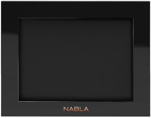 Футляр для косметики - Nabla Liberty Twelve Customizable Palette