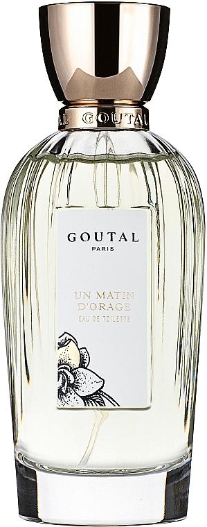 Annick Goutal Un Matin D'Orage - Туалетна вода (тестер з кришечкою) — фото N1