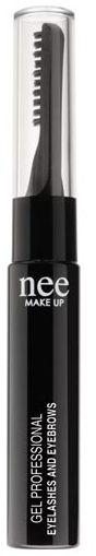 Профессиональный гель для бровей и ресниц - Nee Make Up Gel Professional Eyelashes And Eyebrows