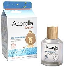 Духи, Парфюмерия, косметика Органическая детская ароматизированная вода без спирта - Acorelle