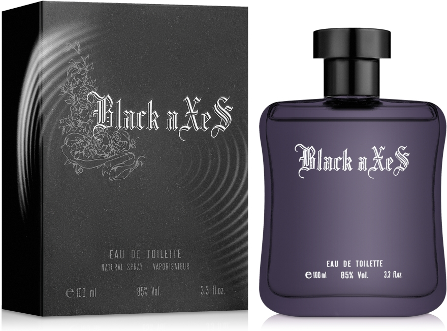 Sterling Parfums Black Axes - Туалетна вода — фото N2