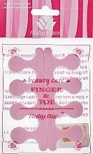 Духи, Парфюмерия, косметика Разделитель для пальцев, НВ-9083, розовый - Ruby Rose