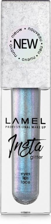 Жидкий глиттер - Lamel Professional Insta Glitter
