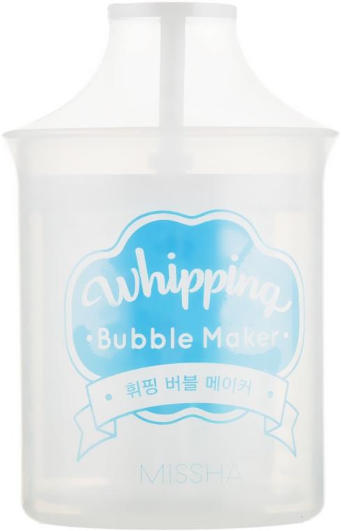 Аэратор для взбивания очищающих средств - Missha Whipping Bubble Maker