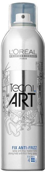 Лак для волос - L'Oreal Professionnel Tecni.art Fix Anti-Frizz Fix Force 4