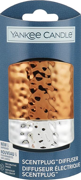 Электрический диффузор - Yankee Candle Scent Plug Diffuser Hammered Copper