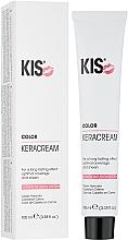 Духи, Парфюмерия, косметика Крем-краска для волос - Kis Color Kera Cream