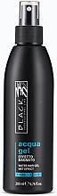 Духи, Парфюмерия, косметика Аква гель спрей - Black Professional Line Acqua Gel