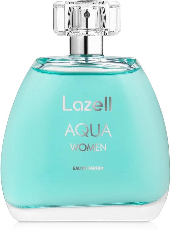 Lazell Aqua - Парфюмированная вода (тестер без крышечки)