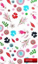 Духи, Парфюмерия, косметика Наклейки для дизайна ногтей - Kodi Professional Nail Art Stickers SP022